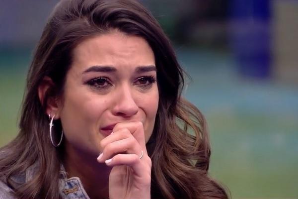 Estela Grande se derrumba en GH VIP 2019.