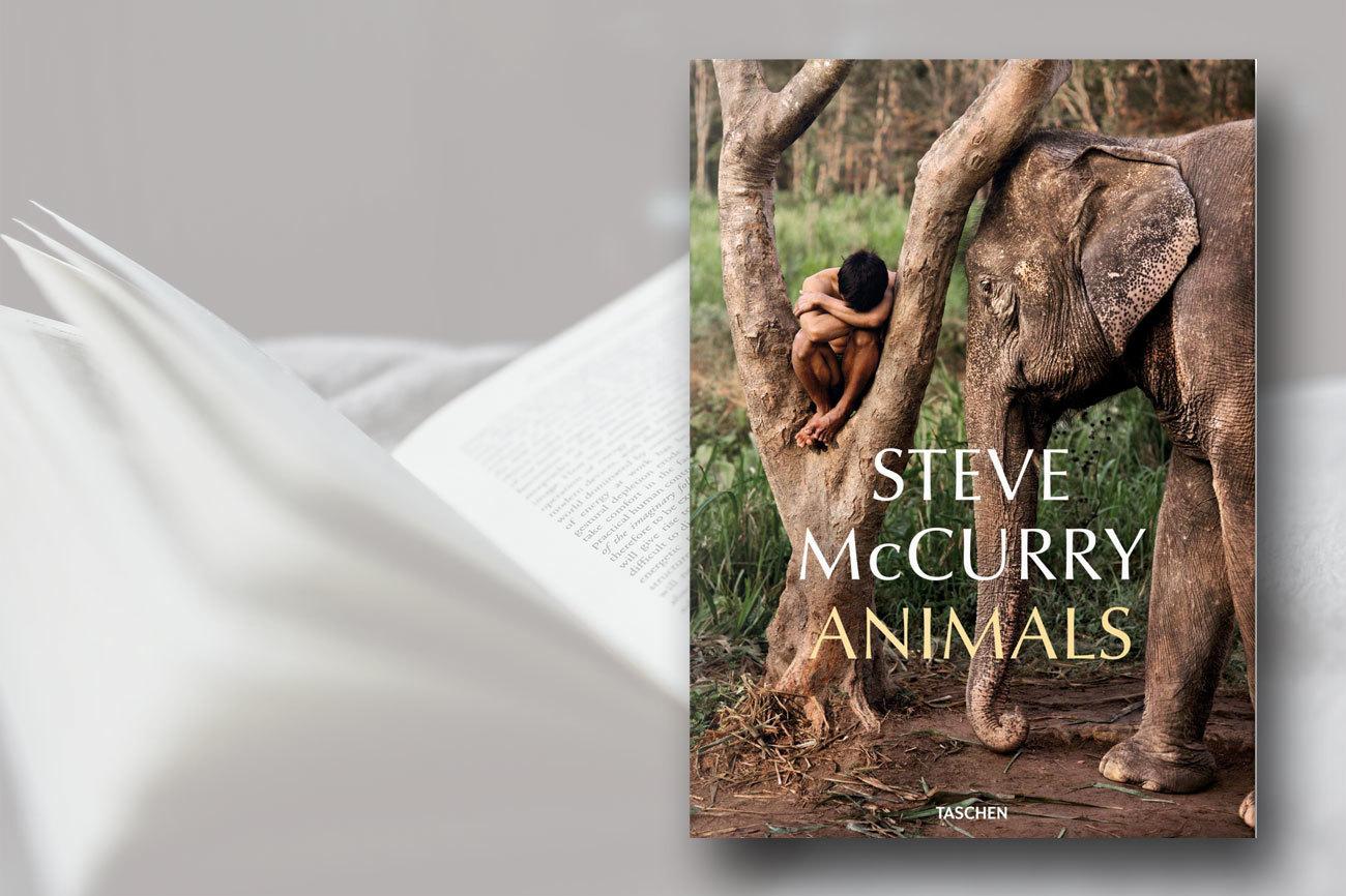 El legendario fotoperiodista Steve McCurry presenta en este volumen...