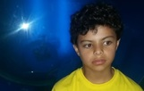 Lucas Vela Paredes, antes de sufrir el síndrome Stevens-Johnson por la dosis equivocada de Lamictal, en una imagen cedida por su familia.