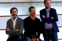 Aitor Arregi, Jon Garaño, Jose Mari Goenaga
