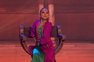 Triana 'La Canela' llega a la final de Got Talent