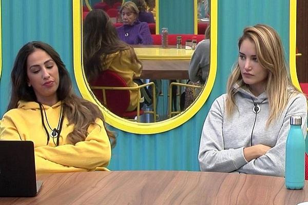 Alba Carrillo habla con Noemí Salazar y Mila Ximénez en GH VIP 7.