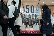 El Black Friday se enfría en España: descuentos más flojos y menos ventas