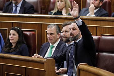 La sesión constitutiva  anticipa ya una legislatura del caos