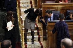 El desgastado esperpento de la política española