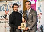 'El Cid' recoge el trofeo 'Yiyo' de El Rescoldo al triunfador de la feria de Colmenar Viejo