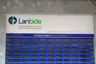 Una oficina de Lanbide.