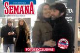 Las fotos de Cayetano Rivera con otra mujer en Londres.