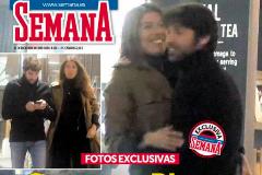 """Las fotos de la 'pillada' a Cayetano Rivera """"con una amiga"""" en Londres"""