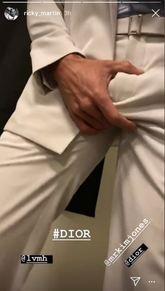 Ricky Martin (47) sube la temperatura de instagram continuamente con...