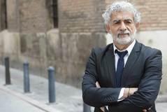 José Antonio Sobrino, en Valencia, donde ha recogido esta semana el Premio Jaime I de Protección del Medio Ambiente