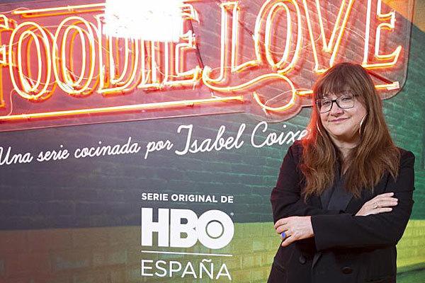 """Isabel Coixet ('Foodie Love'): """"Hay demasiada literatura en según qué restaurantes"""""""
