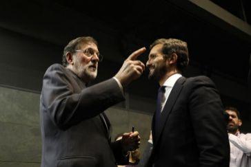 """Mariano Rajoy: """"No les hagan caso a los doctrinarios. En caso de duda, a mí"""""""