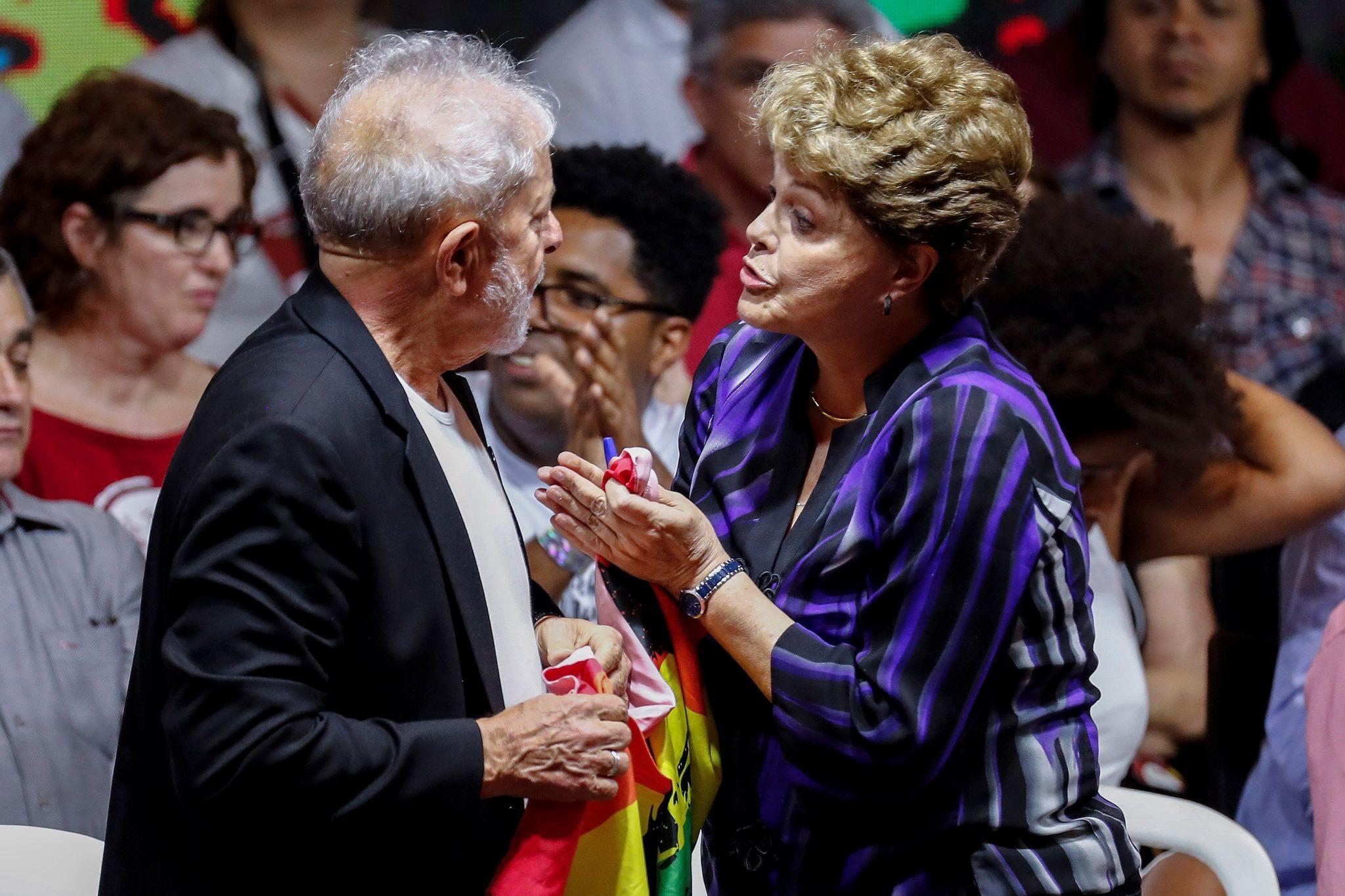 AME8730. SAO PAULO (BRASIL), 22/11/2019.- Los expresidentes...