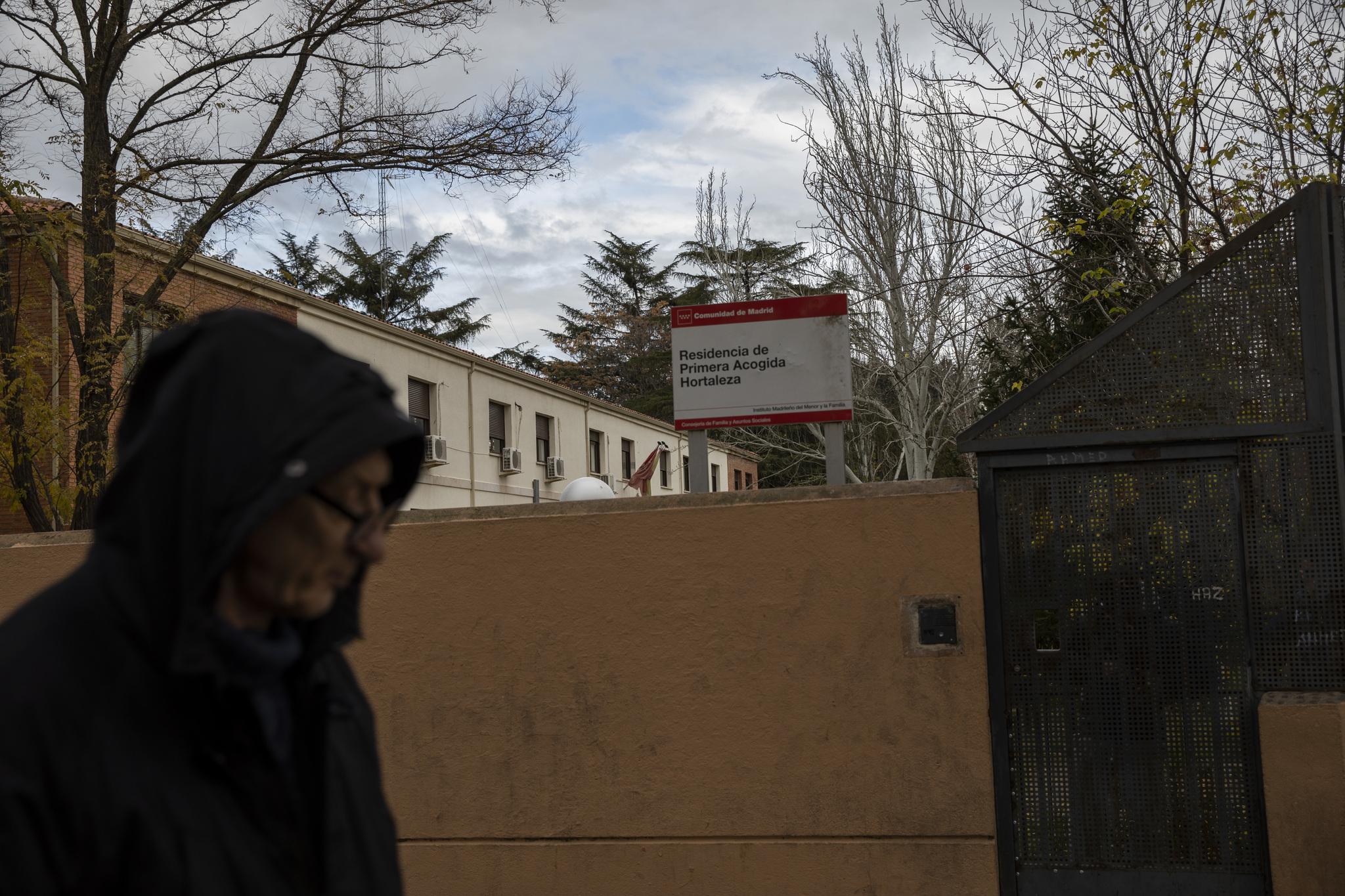 Madrid, 04 de diciembre de 2019. Los artificieros han detonado esta...