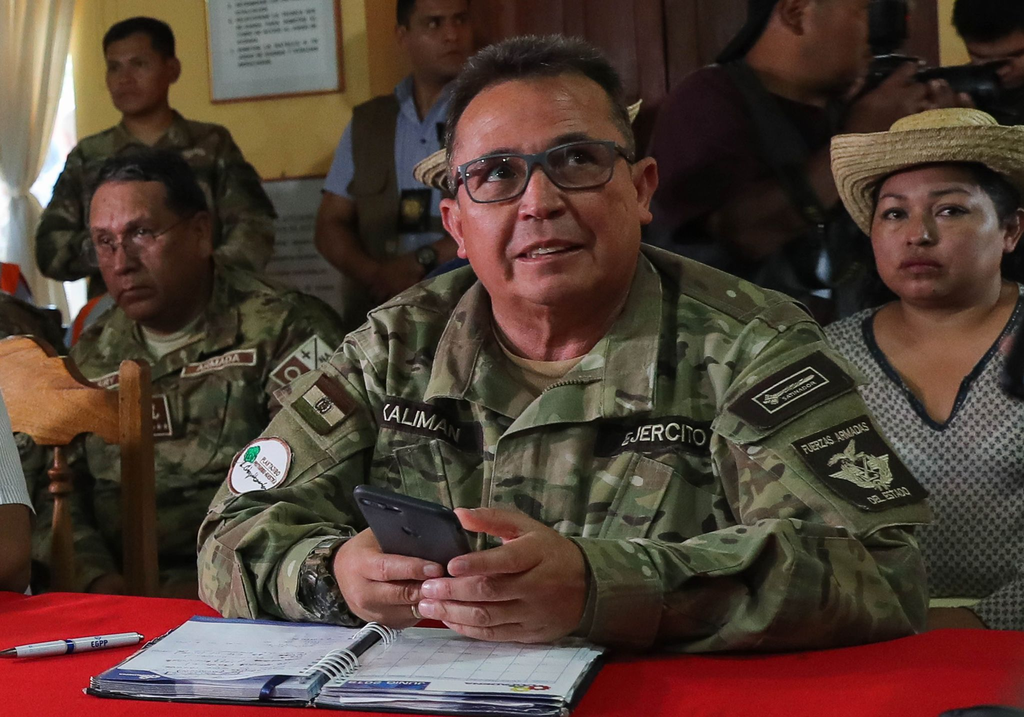 BOL30 LA PAZ (BOLIVIA), 04/12/2019.- Fotografía de archivo del 27 de...