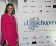 Beatriz Tajuelo reapareció el día del anuncio del embarazo