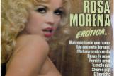 Portada de uno de los discos de Rosa Morena.