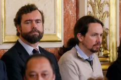 El abogado de Podemos conserva los apuntes de los sobresueldos en negro