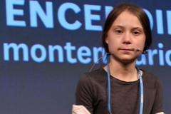 """Greta Thunberg:  """"Algunos quieren silenciar a los jóvenes, tienen miedo del cambio"""""""