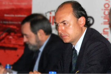 El fiscal jefe de Ourense, Florentino Delgado.