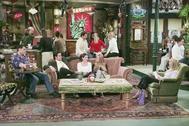 Fotograma de la serie de televisión 'Friends'.