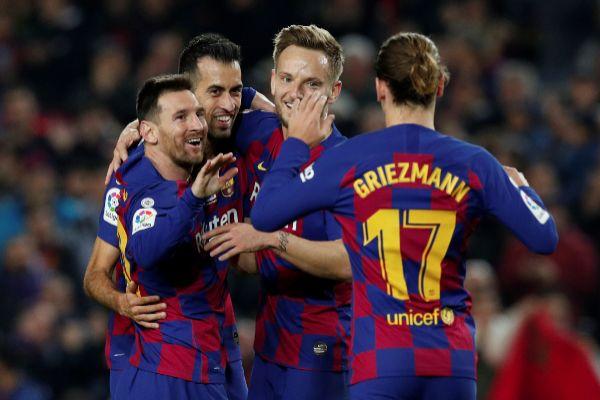 La Liga Santander - FC Barcelona v RCD Mallorca