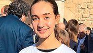 La alumna del IES Porreres, Sara Zouggagui.