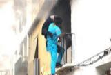 Dénia busca al inmigrante que salvó la vida a un vecino atrapado en un incendio en su vivienda