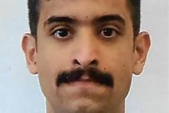 """El FBI publica la foto del autor del tiroteo de la base de Pensacola y cree que fue un """"atentado terrorista"""""""