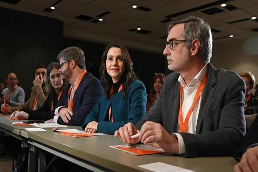 José Manuel Villegas, uno de los políticos de Ciudadanos a los que...