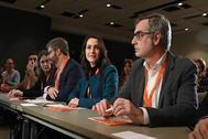 José Manuel Villegas, uno de los políticos de Ciudadanos a los que el equipo de Pablo Casado le ve encaje en el PP.