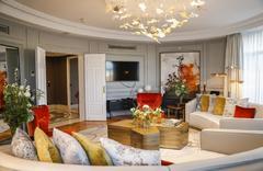 Chefs privados, mayordomos 24 horas... Así son las mejores suites de lujo