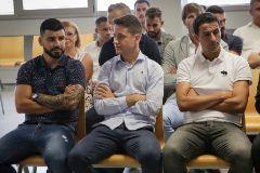 Absueltos los 36 jugadores acusados del amaño del Levante-Zaragoza