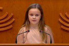 En la Asamblea de Extremadura.
