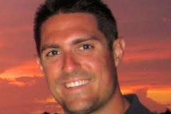 Peter Frates, en una imagen compartida por su familia.