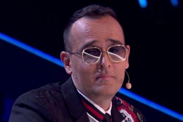 Un concursante se encara con Risto Mejide en Got Talent en Telecinco