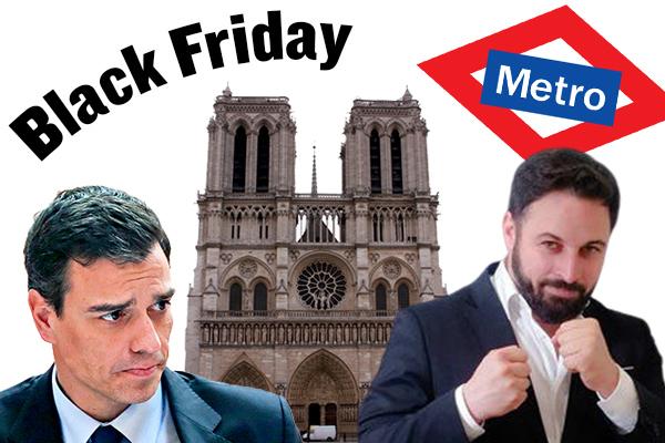 Las elecciones, Notre Dame y Vox, entre lo más buscado de 2019