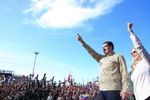 Nicolás Maduro se congratula por su