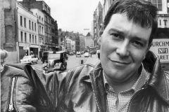 Joe Orton, en Londres, en 1964.