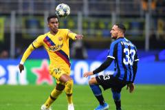 Los suplentes del Barcelona dejan fuera al Inter