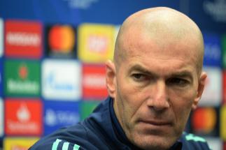 """Zidane sobre los riesgos del clásico: """"Nunca sentí miedo en un campo de fútbol"""""""