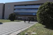 Palacio de la Justicia de Castellón.