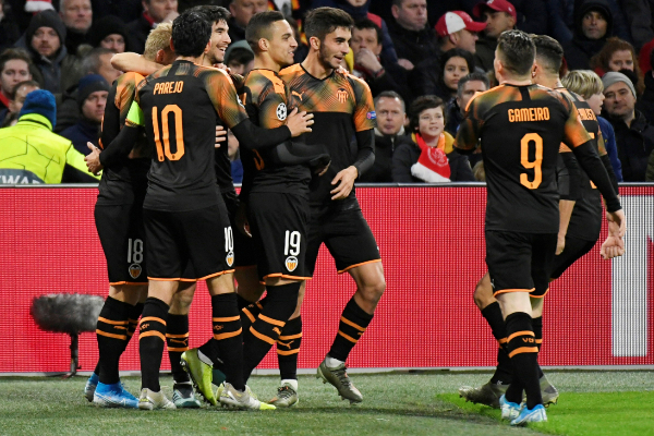 Champions League - Group H - <HIT>Ajax</HIT> Amsterdam v...