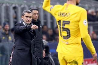"""Valverde, seguro de que se jugará el clásico: """"Estamos yendo muy lejos"""""""