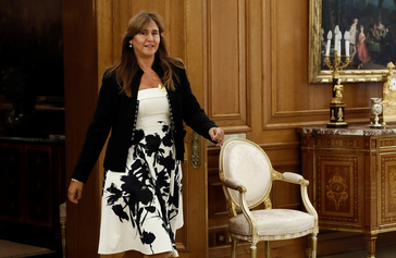 La candidata frustrada de Puigdemont por sus 'trapis'