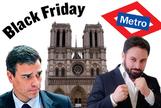 Las elecciones, Notre Dame y Vox, entre lo más buscado en 2019