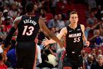 Los proscritos del draft de la NBA: nadie los quiso y ahora han metido 70 puntos con los Miami Heat