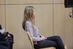 """Retrato de la acusada de matar a su pareja: """"Le maltrataba y  recurría a la brujería"""""""