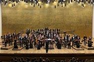 Concierto de la orquesta ADDA-Simfònica liderada por el trombonista Christian Lindberg